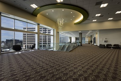 Boise Centre South Lobby