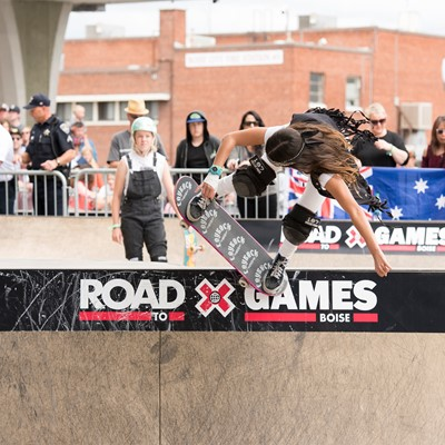 Road to X Games Boise